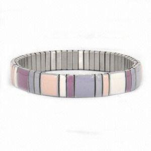 New Design Elegant Magnetic Elastic Bracelet Colorful pictures & photos