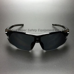 Sports Type Sunglasses with Soft Nose Pads and Tips (SG127) pictures & photos