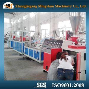 Small PVC Profile Extruder Machine