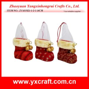 Christmas Decoration (ZY16Y021-1-2-3 14CM) Christmas Shelf Display Christmas Decorations Outdoor pictures & photos