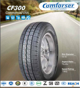 White Sidewall Commercial/Van Tire with Competitive Price pictures & photos
