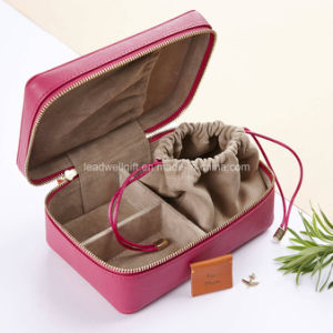Leather Jewellery Case for Travel pictures & photos