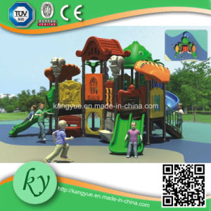 Amusement Park Outdoor Kids Playground Equipment (KY-10191)