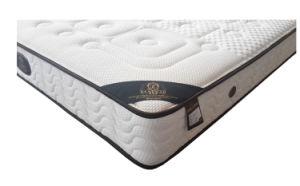 Gardon Furniture Sofa Bed Mattress Vacuum Compressed Packed Latex Spring Mattress pictures & photos