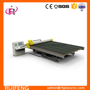 Ultra-Thin Tempered Glass Cutting Machine with Marble Table Surface (RF1312S) pictures & photos