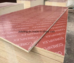 Poplar Core Shuttering Plywood/Construction Plywood pictures & photos