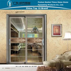 Aluminum/Aluminium Sliding Door Model Z-067 pictures & photos