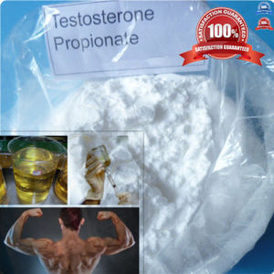 Body Building Testosterone Propionate 99.25% Test Propionate Steroid Hormone pictures & photos