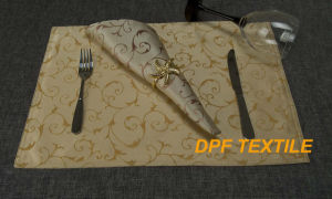 Chinese Factory Make PVC Placemat/Vinyl Table Mat/Printed PVC Placemats (DPR6135) pictures & photos
