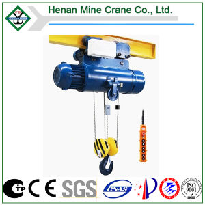 Steel Wire Rope Hoist (CD Model) pictures & photos