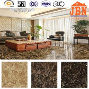 Dark Emperado High Polished Porcelain Floor Tile (JM6613) pictures & photos
