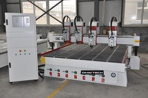 Omni Mutli Spindles CNC Wood Working Machine CNC Router