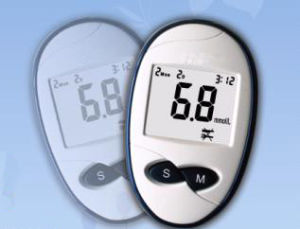 Blood Glucose Meter Glucometer (Sxt-2) pictures & photos