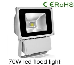 Outdoor IP65 Waterproof 70W LED Flood Light with CE&RoHS pictures & photos