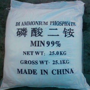 Industrial Grade DAP Diammomium Phosphate pictures & photos