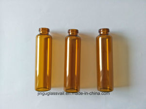 20ml Amber Oral Solution Vial Type a pictures & photos