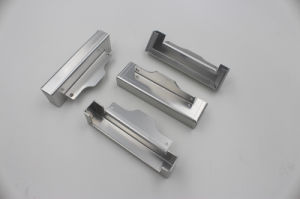 Aluminum CNC Bending/Machine/Machined Parts with OEM Service pictures & photos