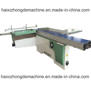European Type Precision Sliding Table Saw
