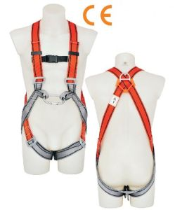 3D Ring Industrial Safety Belt Fall Arrest Harness with En361 pictures & photos