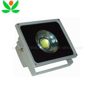 Outdoor Lighting GL-FL-30W-01 120/80/50/30/20/10W High Power LED Floodlight With Epister Integrated Chips and IP65 IP Rate