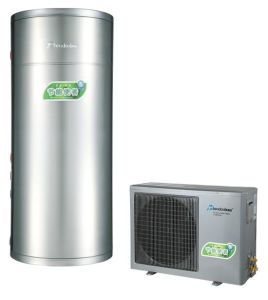 X5 Split Air Source Heat Pump pictures & photos