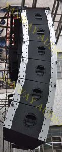 Outdoor Professional Dual 12′′ Line Array System (LA-312) pictures & photos