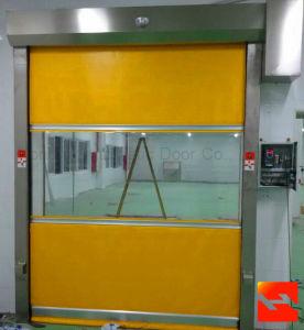 High Speed Door with Loop Detector (HF-1050) pictures & photos