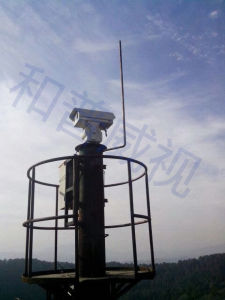Bi-Spectrum Fire Alarm Thermal PTZ Security Camera pictures & photos