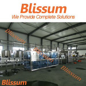 Glass Bottle Carbonated Alcohol Processing Filling Machine pictures & photos