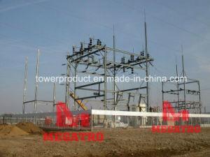 115kv-69kv Substation Framework (MGS-SF11569) pictures & photos