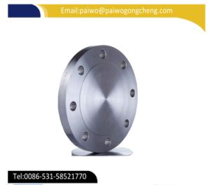 Forged Customized Precision 20crmo5 Steel Flange for Industry pictures & photos