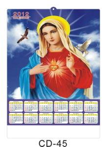 3D Calendar 045
