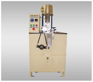 Waxed Thread Cutting Machine pictures & photos