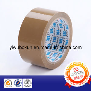 Professional Factory Supply Coffee BOPP Packing Tapes pictures & photos