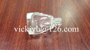 10ml Small Pyramid-Shaped Glass Bottles for Nail Oil, Cosmetics pictures & photos