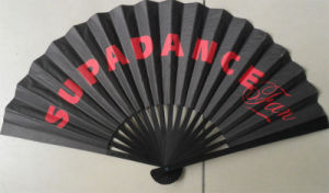 Custom Advertising Paper Hand Fan