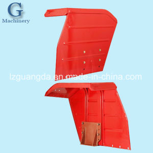 OEM ODM Factory Customized Metal Stamping Parts for Tractor Fender pictures & photos