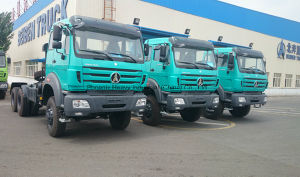 420HP Beiben Truck Ng80 Tractor Head 6X4 with Mercedes Benz Technology pictures & photos