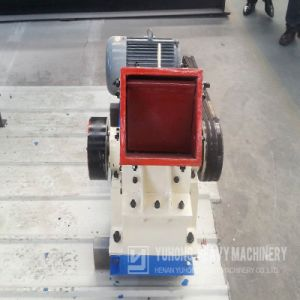 Yuhong Ce Approved Small Stone Hammer Crusher pictures & photos