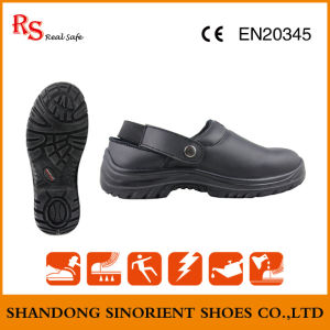 Slip Resistant Sandal Safety Shoes, Cheap Kitchen Safety Shoes Snf5113b pictures & photos