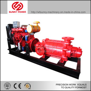 6inch Water Pump Fire Fighting Use 90HP Diesel Engine Powered with Jocky Pump pictures & photos