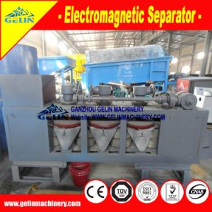 Belt Type Three Disc Electromagnetic Separator Price pictures & photos