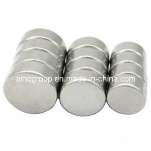 Small Thin Round Rare Earth SmCo Magnet pictures & photos