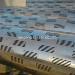 Stainless Steel Pipe/API Slotted Casing Pipe Filter for Oil Well Drilling pictures & photos