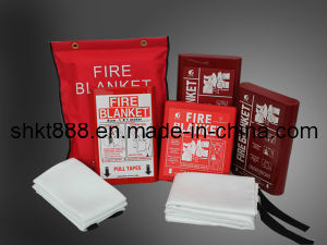 BS En1869 Fire Blanket 1.0 1.2 1.8 pictures & photos