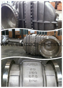 """API600 16"""" Class150 CF8 Stainless Steel Gate Valve pictures & photos"""