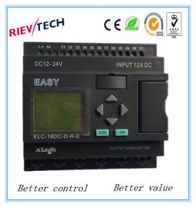 Programmable Relay for Intelligent Control (ELC-18DC-D-R-E) pictures & photos