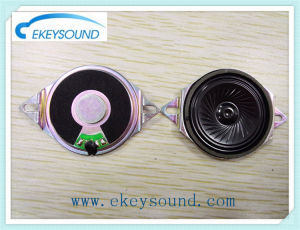 40mm Mini Speaker Part with Ear pictures & photos