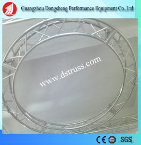 Aluminum Alloy Screw Type Lighting Truss Circular Truss pictures & photos