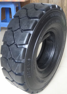 New Rubber Forklift Pneumatic Tire/Tyres (8.25-15, 8.25-12, 28*9-15, 750-15, 700-12, 700-9, 650-10, 600-9, 500-8) pictures & photos